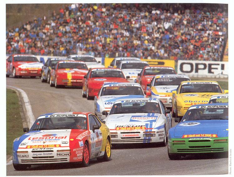 Porsche 944 Turbo Cup Harlekin